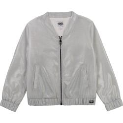 Karl Lagerfeld grey jacket
