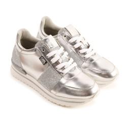 Karl Lagerfeld grey trainers