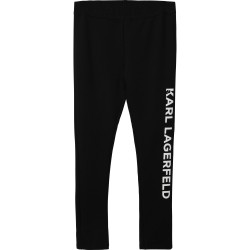 Karl Lagerfeld black leggings