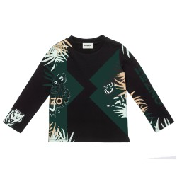 Kenzo black long sleeve t-shirt