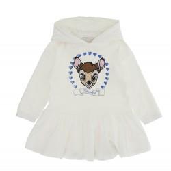 Monnalisa cream dress
