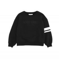 Monnalisa black sweater