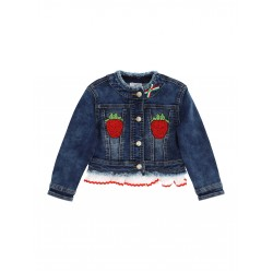 Monnalisa denim jacket
