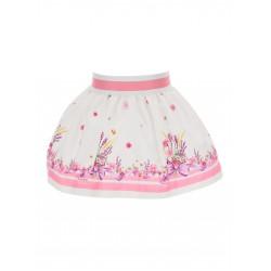 Monnalisa little garden skirt