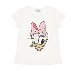 Monnalisa Daisy Duck t-shirt