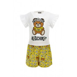 Moschino shorts and t-shirt set