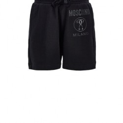 Moschino black shorts