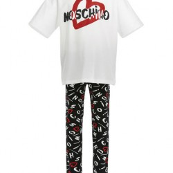 Moschino t-shirt and leggings set