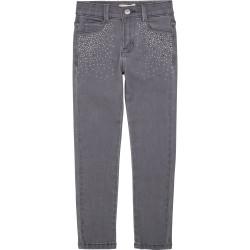 Billieblush Grey Crystal Jeans
