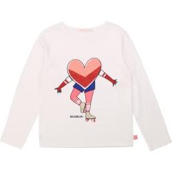 Billieblush Cotton Heart Top