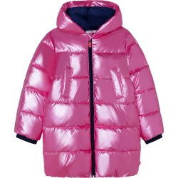 Billieblush Pink Puffer Jacket